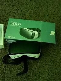 black and white Samsung Gear VR with box South Salt Lake, 84115