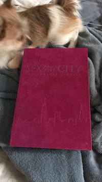 Complete sex and city series plus extras in velvet cover Beaverton, 97007