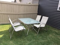 Patio set Edmonton, T6W