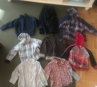 4T children's clothes Toronto, M6P 2T4