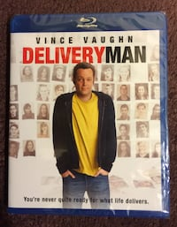 viince vaughn delivery man blue ray disk Dundalk, 21222