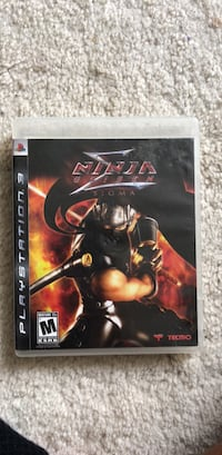 Ninja Gaiden 3- PS3 Middletown, 10940