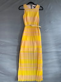 New French Connection Sz 2 (S) Maxi Dress