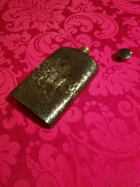 TRADE FOR GIBSON GUITAR  STERLING  SILVER FLASK!!  Cleveland, 44111