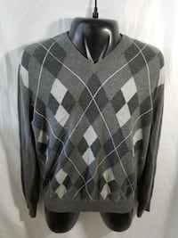 Men's Express Cashmere Blend Sweater size large Avondale