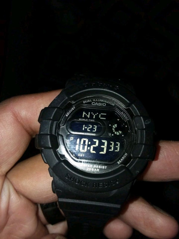 Casio watch G Shock
