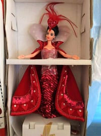 Queen of hearts barbie with box Buffalo, 14206