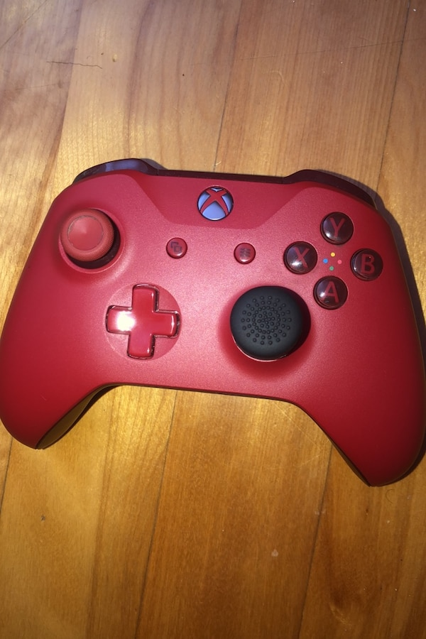 Used Xbox One S Controller Customized With Trigger Stops For Sale