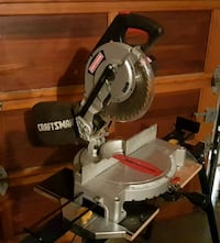 "Craftsman 10"" Compound Mitre Saw St. Albert, T8N 5K1"