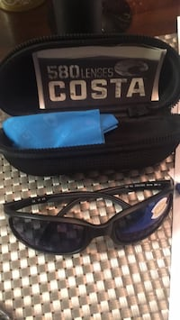 black framed sunglasses with case Gainesville, 32608