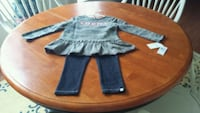 Toddler Lucky brand clothing size 4T NWT Rixeyville, 22737