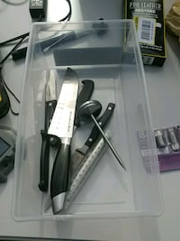 black and gray metal tool set Surrey, V3S 6J4