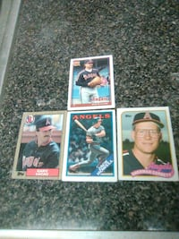 Topps-angels Silver Spring, 20910