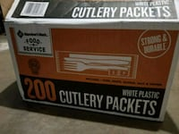 Cutlery packets South Bend