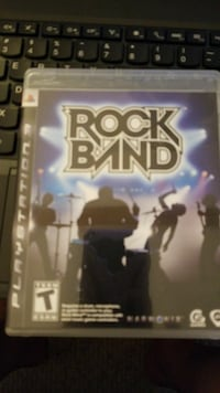 Sony PS3 Rock Band game  Port Ewen, 12466