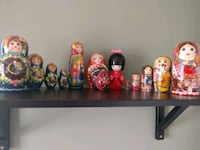 Collection Russian doll's Toronto, M2N 0A5