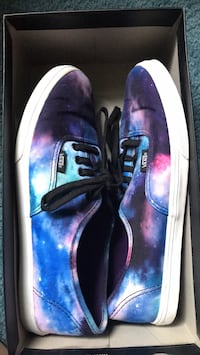 Galaxy Vans low-top sneakers Saratoga Springs, 12866