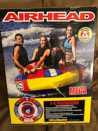 "Airhead 76"" Towable New in box"