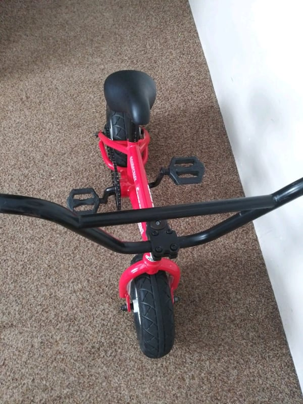 Mini rocker irock bmx.  2