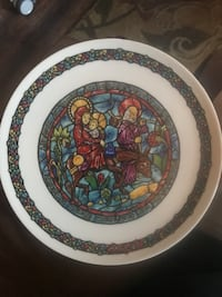 Limoges Collection Plate Purvis, 39475
