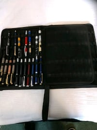 Pen Case with free pens