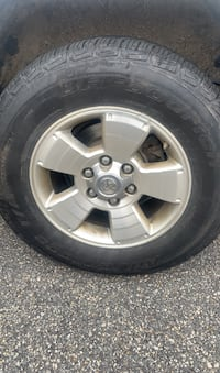 Wheels and tires for sale or trade Virginia Beach, 23451