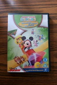 Mickey & Pluto to the Rescue DVD Brooklyn, 11219