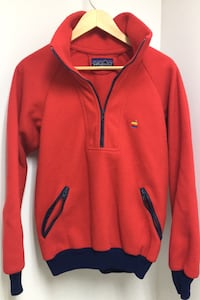 Rare 70s APPLE employee sweater by PATAGONIA Newmarket, L3Y 6N7