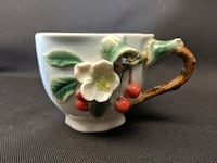 Two's Company 3-D Cherry Tree Teacup Essex