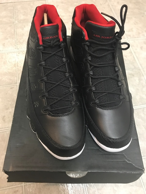 "Air Jordan 9 low ""Breds"" 9014b121-7cf5-4f3f-8515-aa633de6680b"