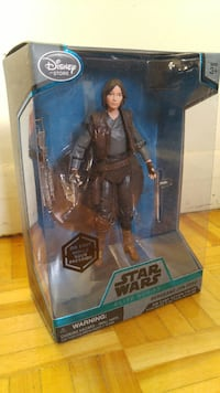 Star Wars Action Figure Jyn Erso 6''
