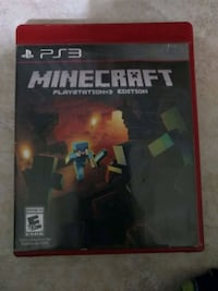 Minecraft:Ps3 edition Georgetown, 78628
