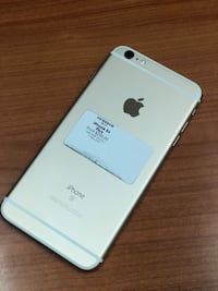 Gold iPhone 6s Plus 16GB (CARRIER UNLOCKED)