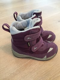 Par lilla-hvite high-top sneakers 6215 km