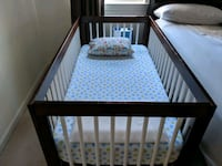 Babyletto Hudson 3-in-1 Convertible Crib Cromwell, 06416