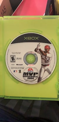 MVP Baseball 2004 (X Box) Washington, 20016
