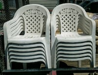 white plastic armchairs Palmdale, 93550