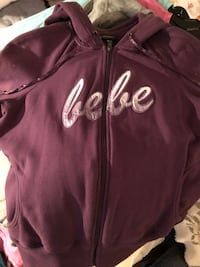 BEBE sweat suit Fairfax, 22033
