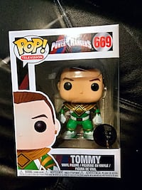 Tommy aka the green ranger pop Downey, 90242