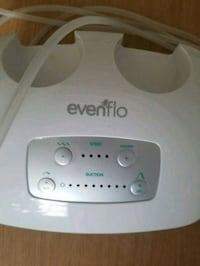 Evenflo double breastpump Nashville, 37076