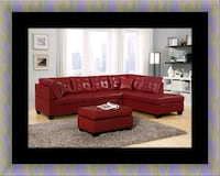 Cardinal sectional Baltimore, 21215