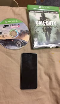2 games and a iPod Touch (don't work just selling for parts) Chilgok-gun
