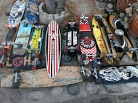 Skateboards $30 to $75 Lomita, 90717