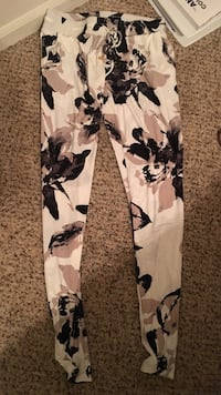 Baggy Floral Silk Joggers Size S Harrisonville, 64701