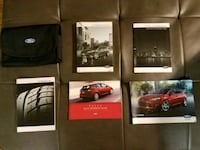 Ford - Focus - 2013 owner's manuals w/case Charlotte, 28208