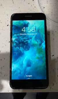 Iphone 8 plus space grey unlocked with charger Surrey, V3S 2W9