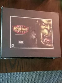 Warcraft 3 Reign Of Chaos Collectors Edition PC NEW  Willowbrook, 60527