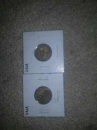 To 1929 Canadian pennies Mississauga, L5A 3R1