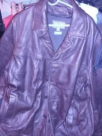Brown leather XxL