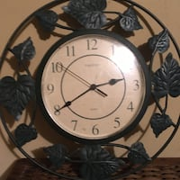 Clock Chesapeake, 23322